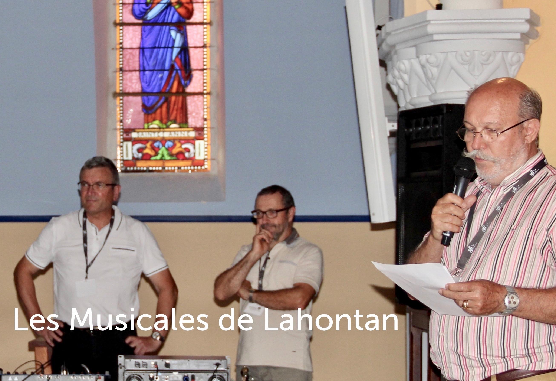 Les Musicales de Lahontan