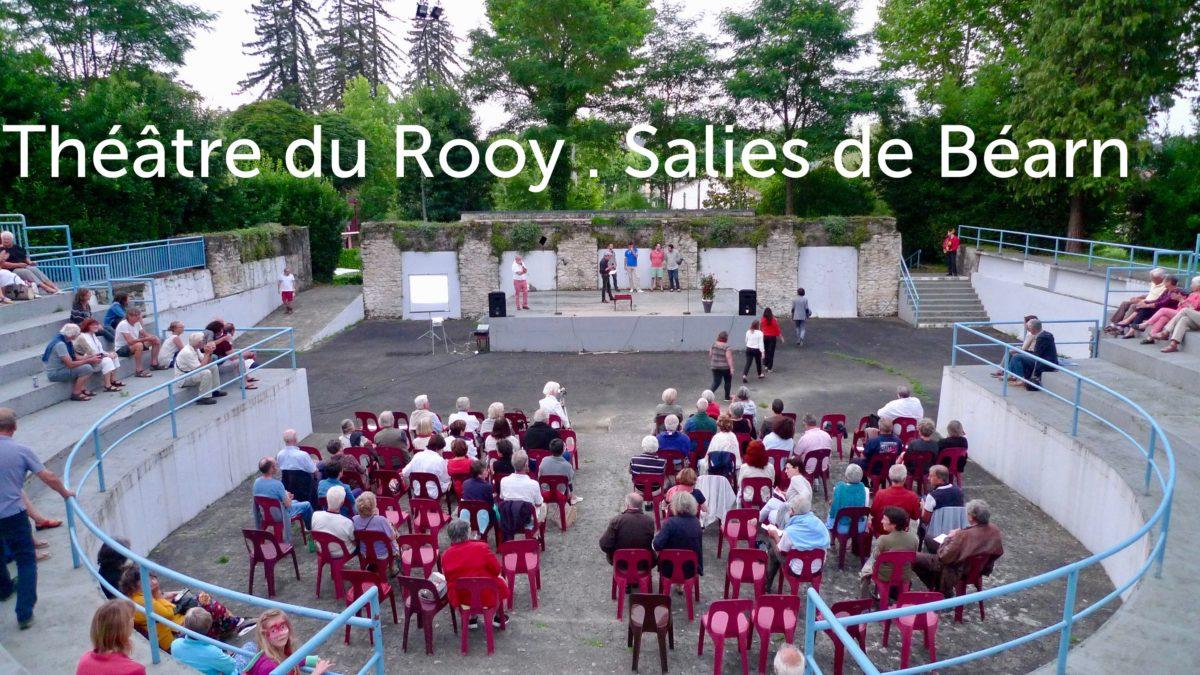 Théâtre du Rooy à Salies de Béarn