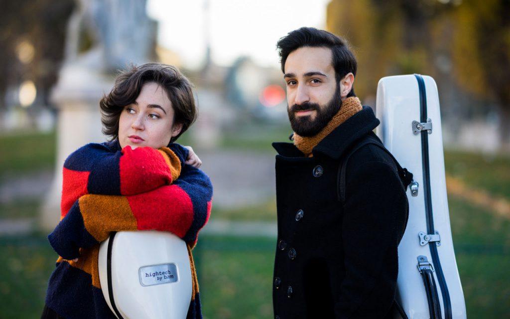 Armen Doneyan & Michèle Pierre