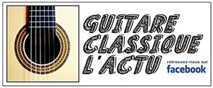 Logo Guitare Classique L'actu
