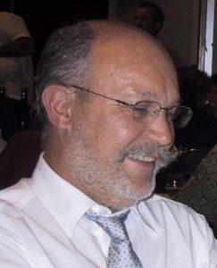 Portrait du président du Festival, Jean Masmontet