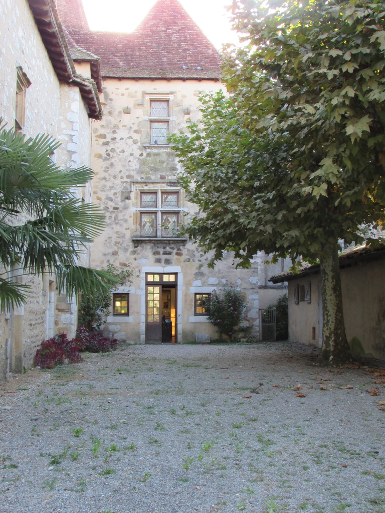 Cour Jeanne d'Albret à Orthez