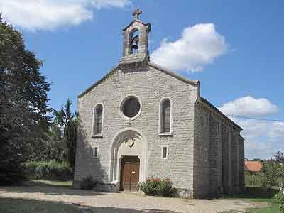 Temple de Sauveterre de Béarn