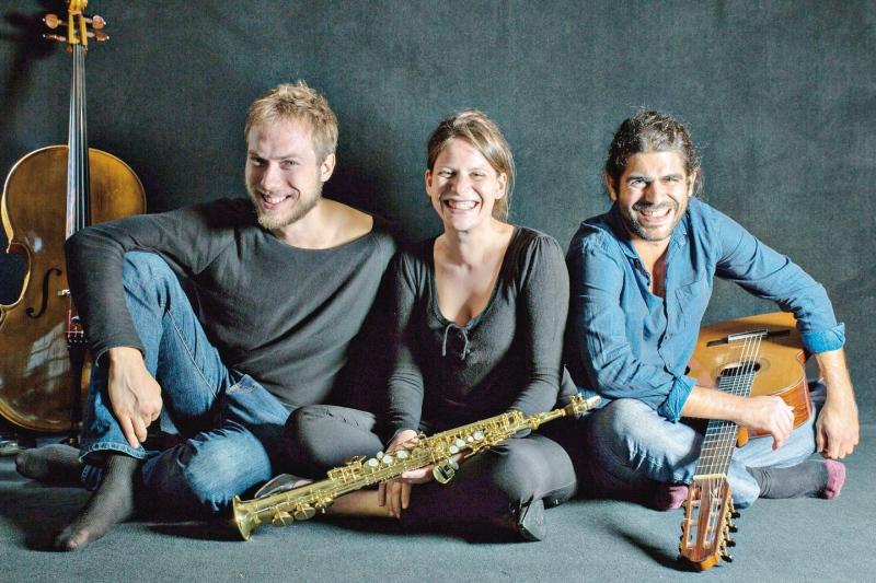 Trio In Uno - le 07/07/2021 à Orthez