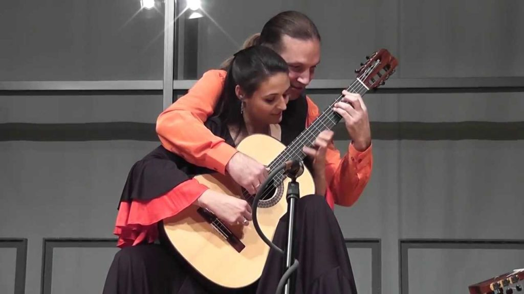 Duo Anabel Montesinos & Marco Tamayo - le 11/07/2021 à Lahontan